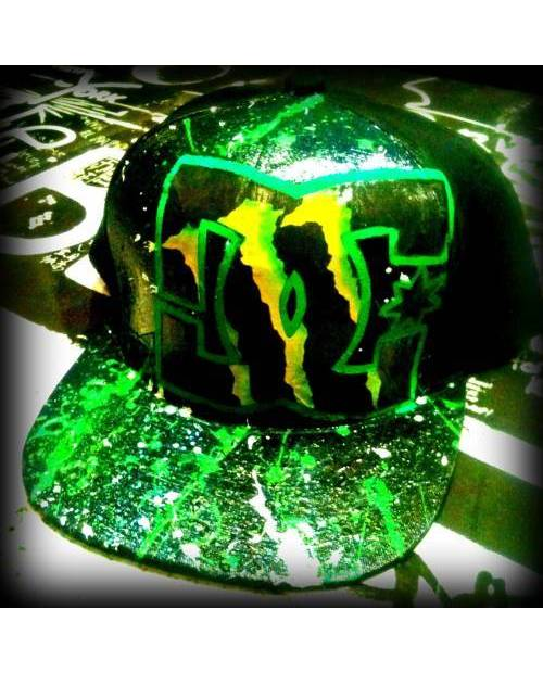 Casquette Monster