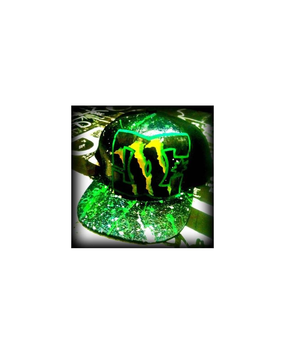 fr  casquette monster