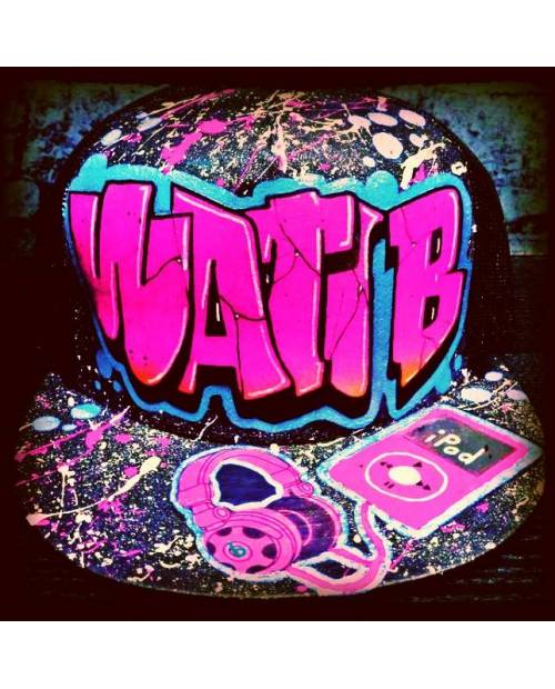 Casquette Hip Hop Pas Chère Wati B