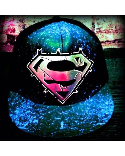 Casquette Fashion Personnalisée Superman