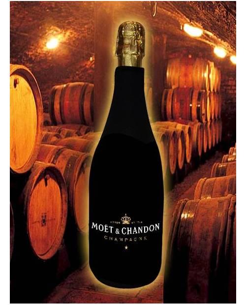 Étiquette De Champagne Personnalisée