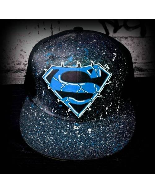 Snapback Origine France Superman