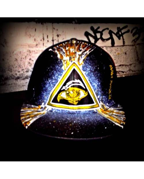 Casquette New Era Illuminati