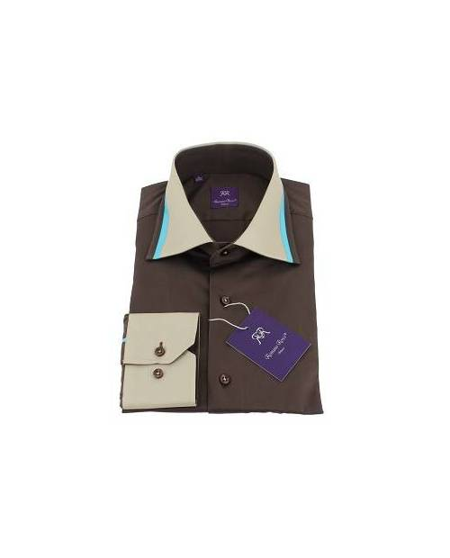 Chemise coupe droite homme - Chemise homme fashion coupe italienne cintree ...