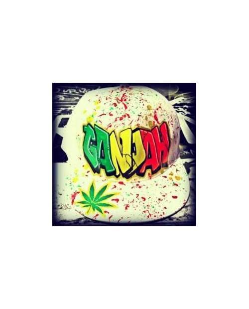 Casquette DC Vert Cannabis