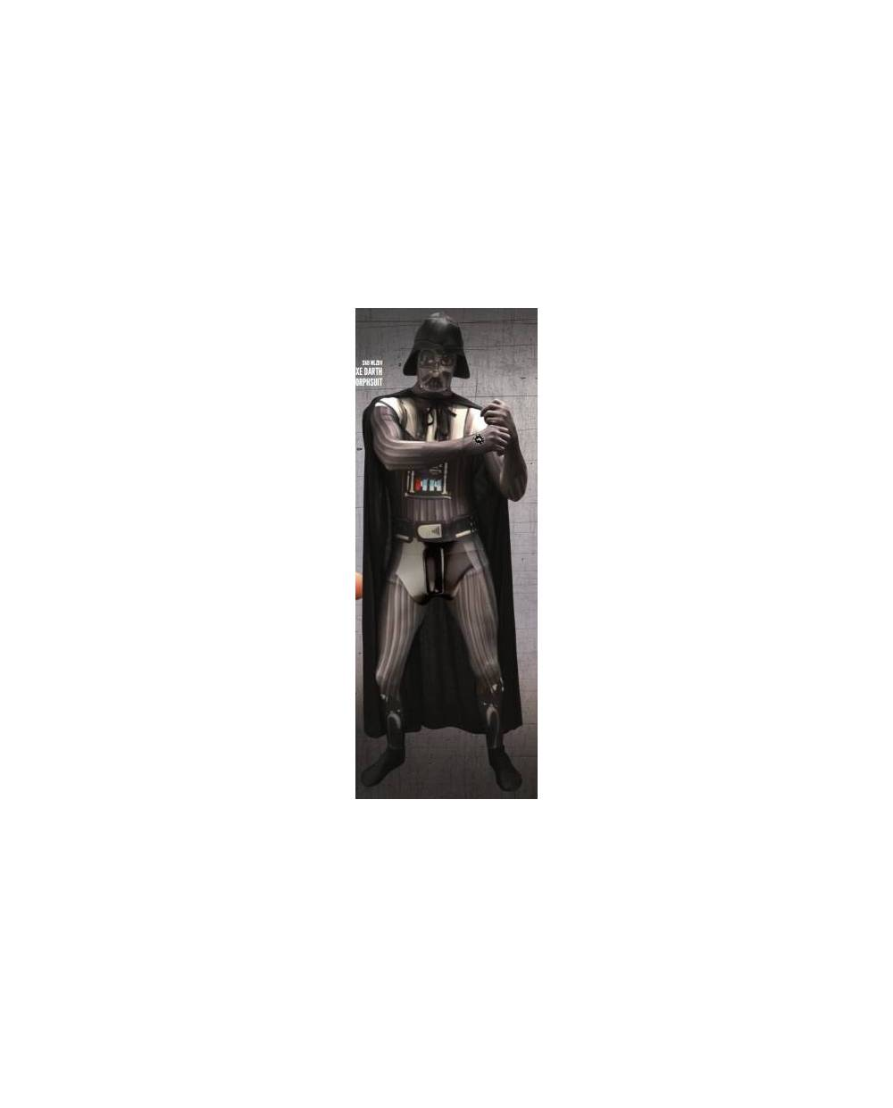 costume morphsuit dark vador star wars heart jacking. Black Bedroom Furniture Sets. Home Design Ideas