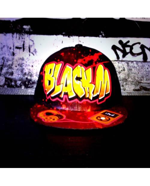 Casquette Black M de Wati B !