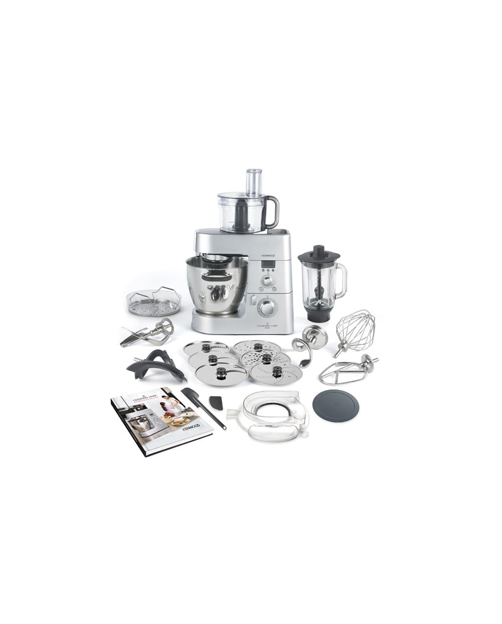 Robot cuiseur kenwood cooking chef major km099premium for Robot kenwood cooking chef major