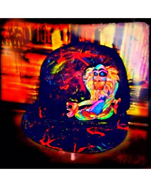 Casquette Rafiki Meditation Roi Lion