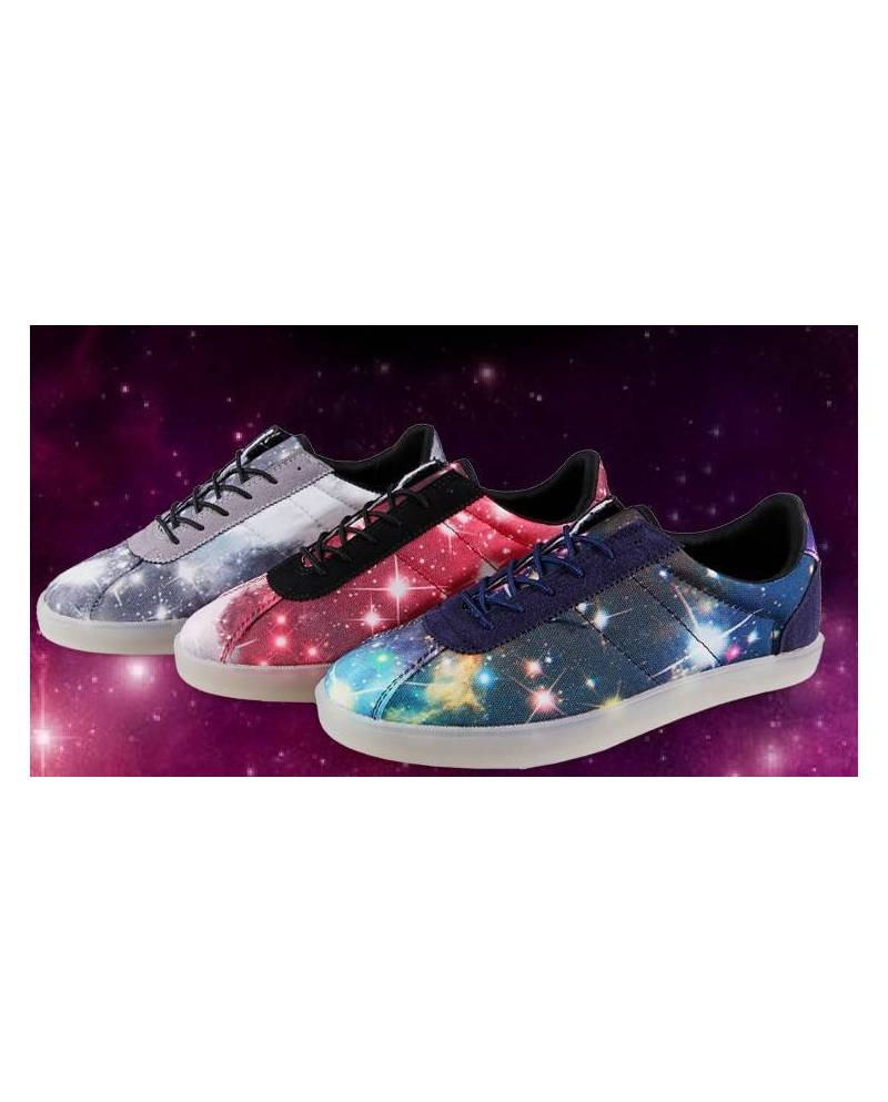 """Chaussures LED Lumineuses """"Galaxy"""""""