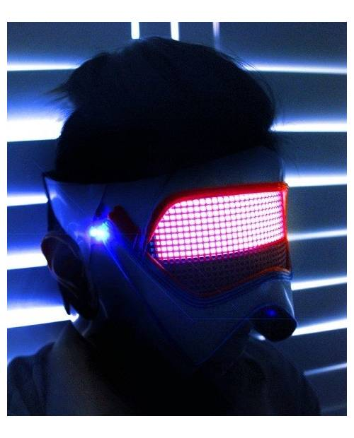 Daft Punk mask: F * ck The Police
