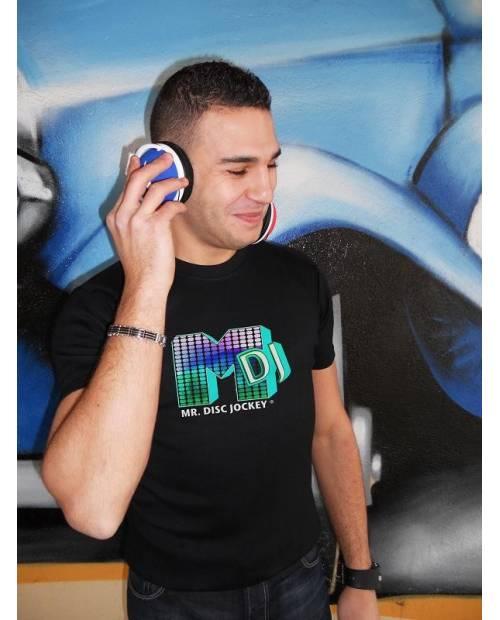 Dj Equalizer T Shirt MisterDj3D