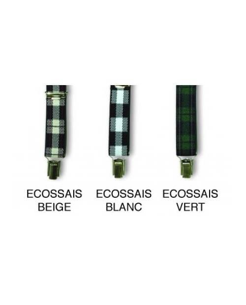 Bretelles Ecossaises