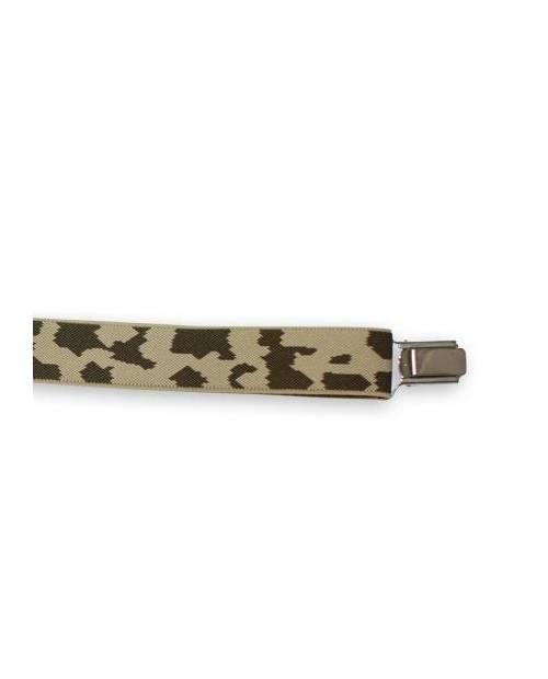 Brown straps