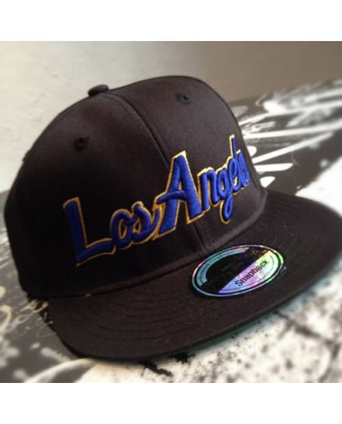 Los Angeles Black Cap
