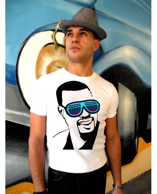 Kanye West T Shirt Flexylight
