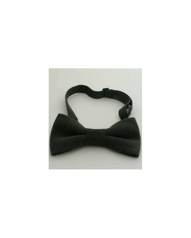 A Bow Tie Black Tiles