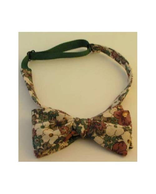 Bow Tie A Flowers