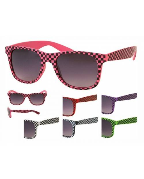Motorcycle Sunglasses Wayfarer Type