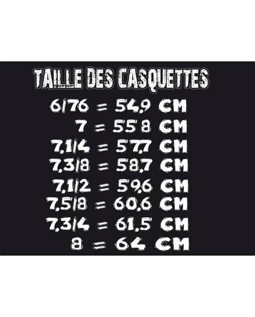 Taille De Casquette New Era