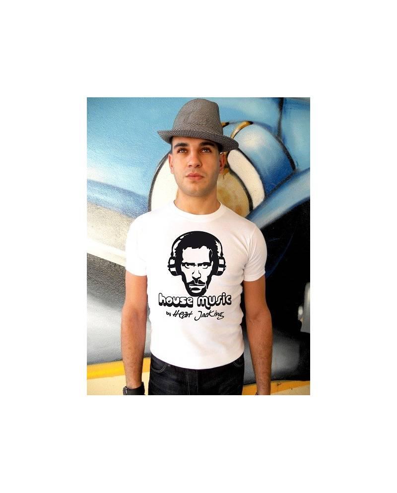 T shirt Dr House Music