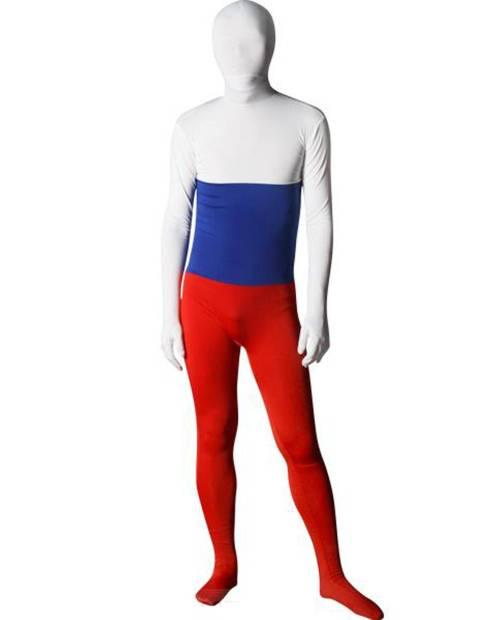 Morphsuit Russie