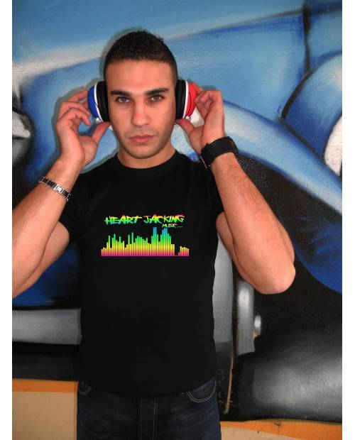 Notre Blog Tee Shirt Vous Propose : Rainbow Music