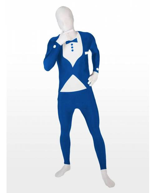 Morphsuit Costard Bleu