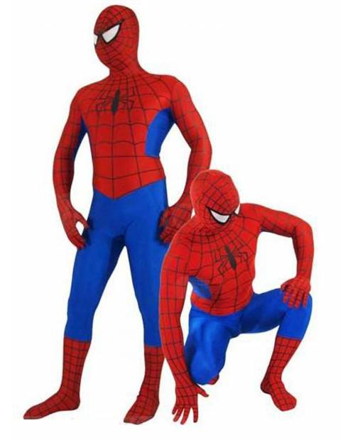 Morphsuit Spiderman