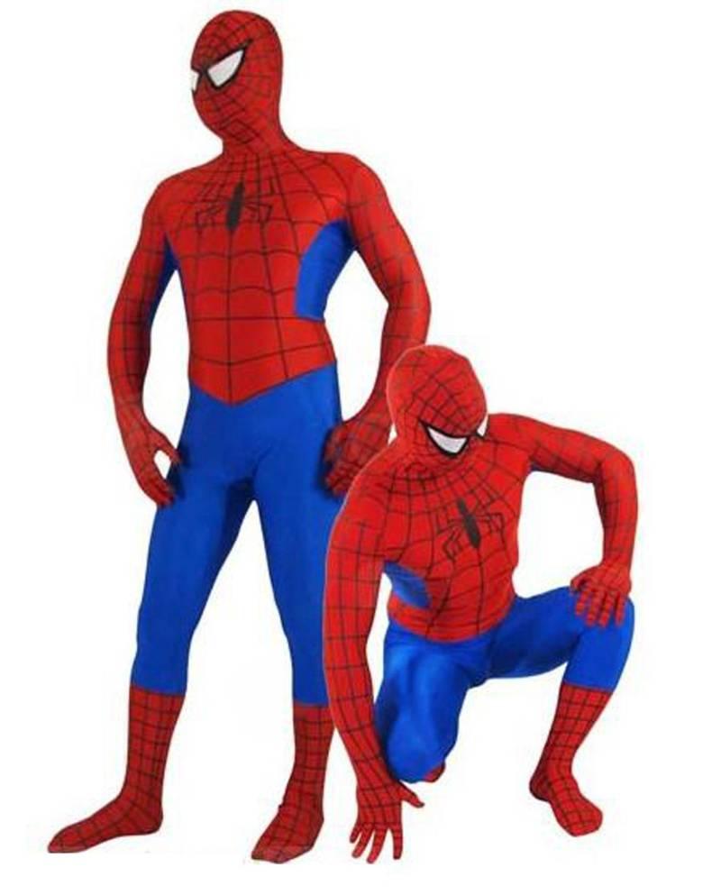 Morphsuit Spiderman