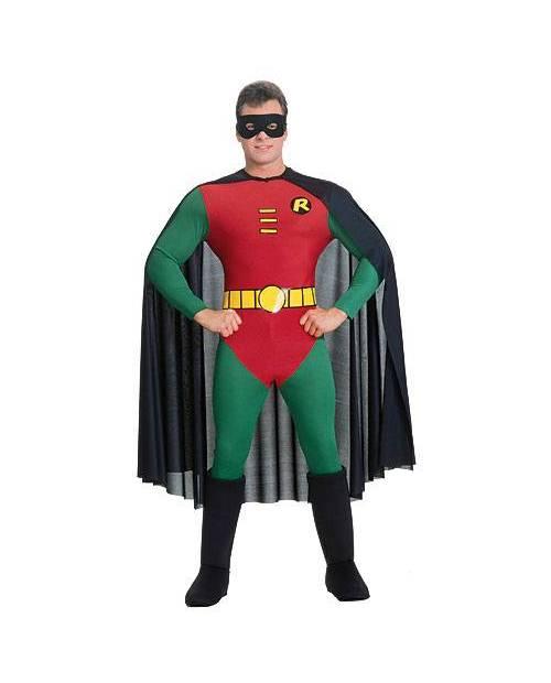 Robin zentai