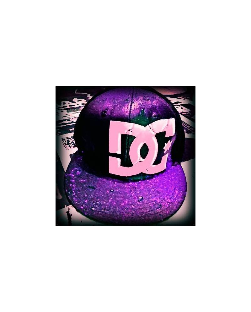 DC Cap Purple And Pink