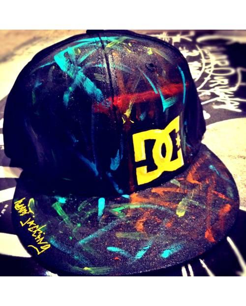 Skate cap DC