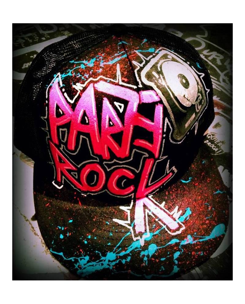 Cap LMFAO Party Rock