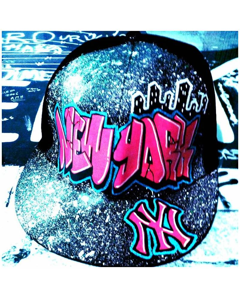 Casquette NY Rose