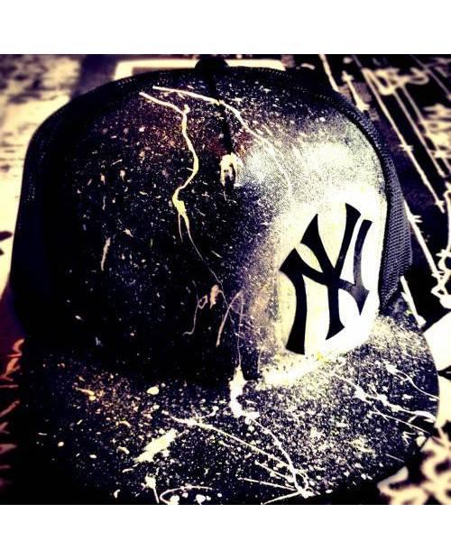Casquette New Era NY : Personnalisez-la !