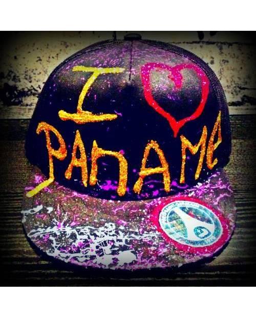 Casquette I Love Paname