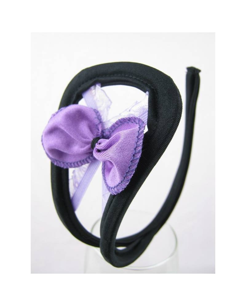 String Invisible, String Ficelle noeud violet