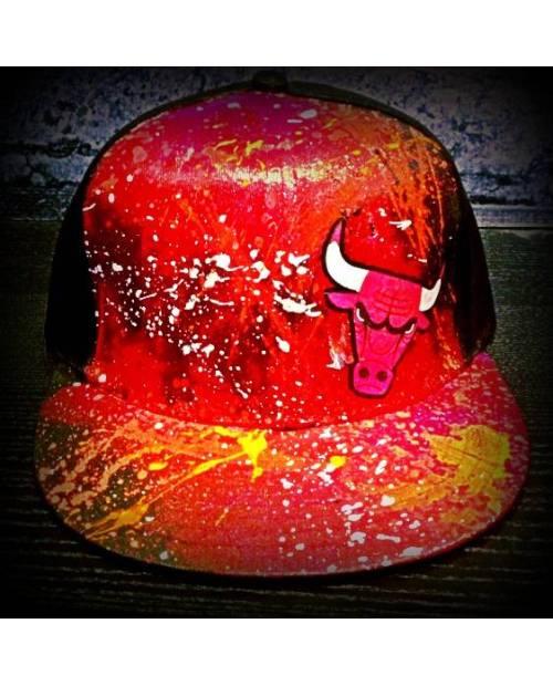 Casquette Sur Mesure Chicago Bulls