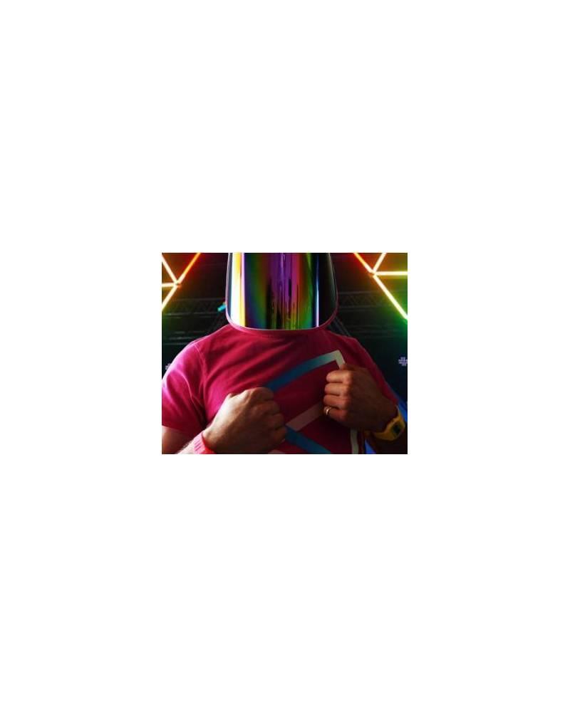 PunK Visor: To Look Like Daft Punk!