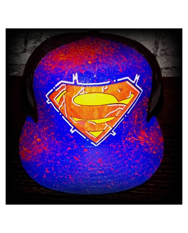 Casquette Personnalisable : Superman
