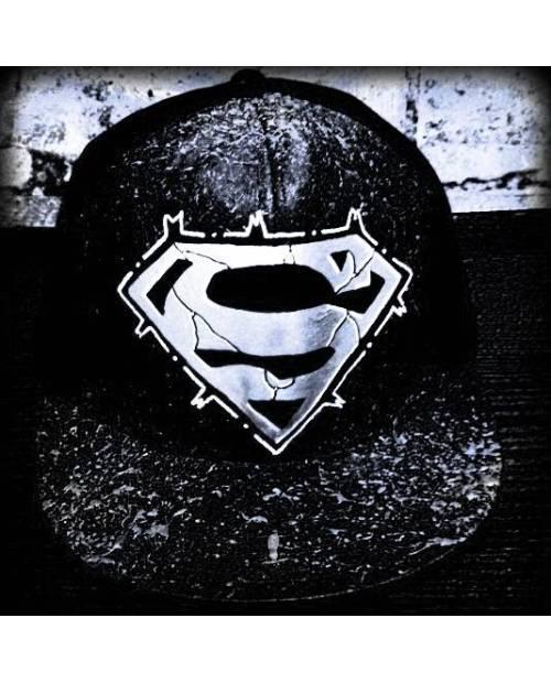 Casquette Métal Superman