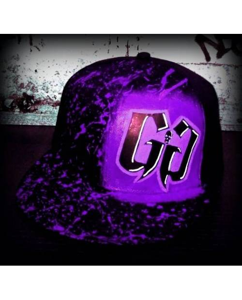 Black Hat Purple Swagg