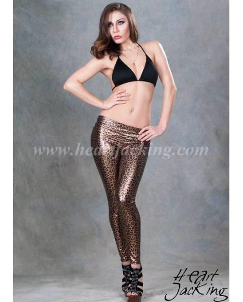51b5baf8527cc2 Wild Leopard Leggins