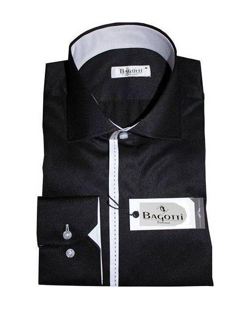 Shirt Black Man