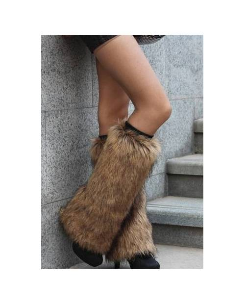 Fur Leggings