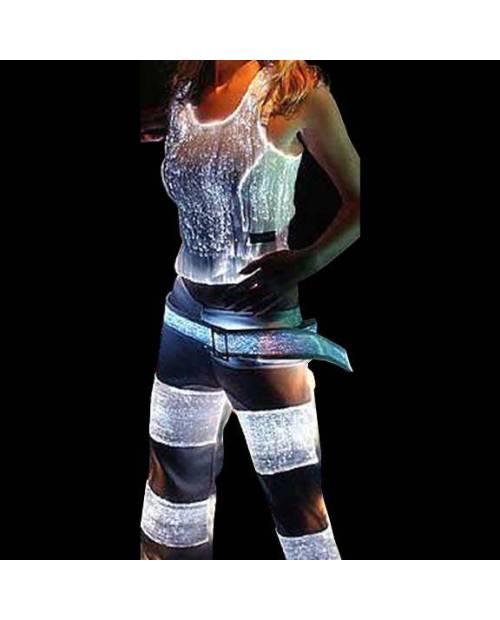 Pantalon Femme Fashion Lumineux