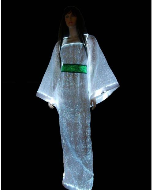 Robe Soirée Originale Lumineuse