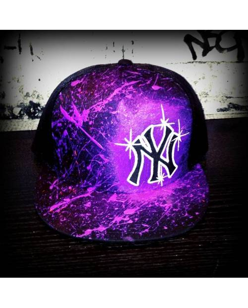 Casquette New York New Era customisable