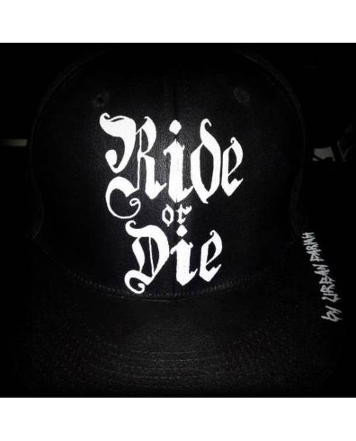 Casquette Moto Ride Or Die